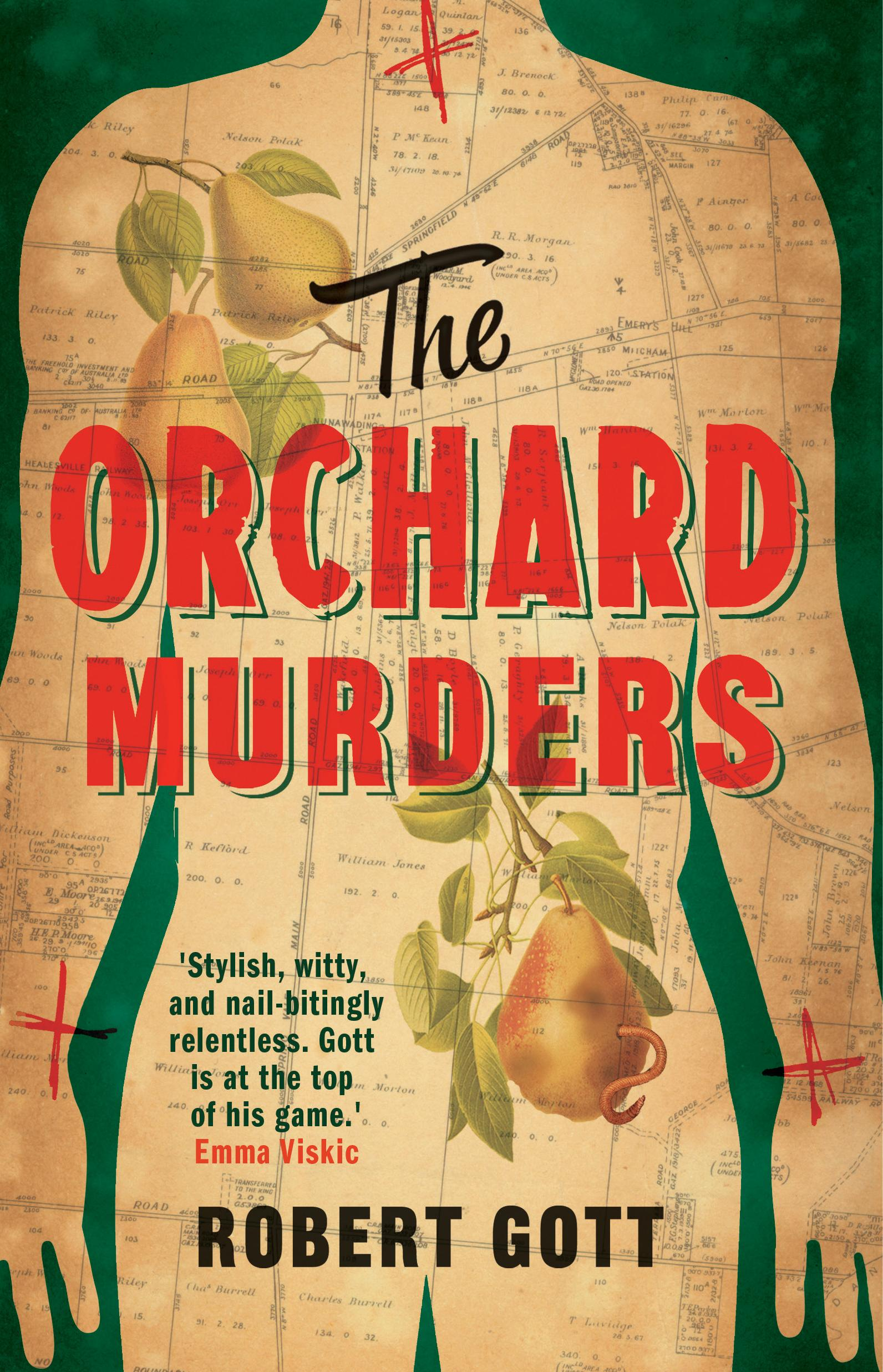 The Orchard Murders