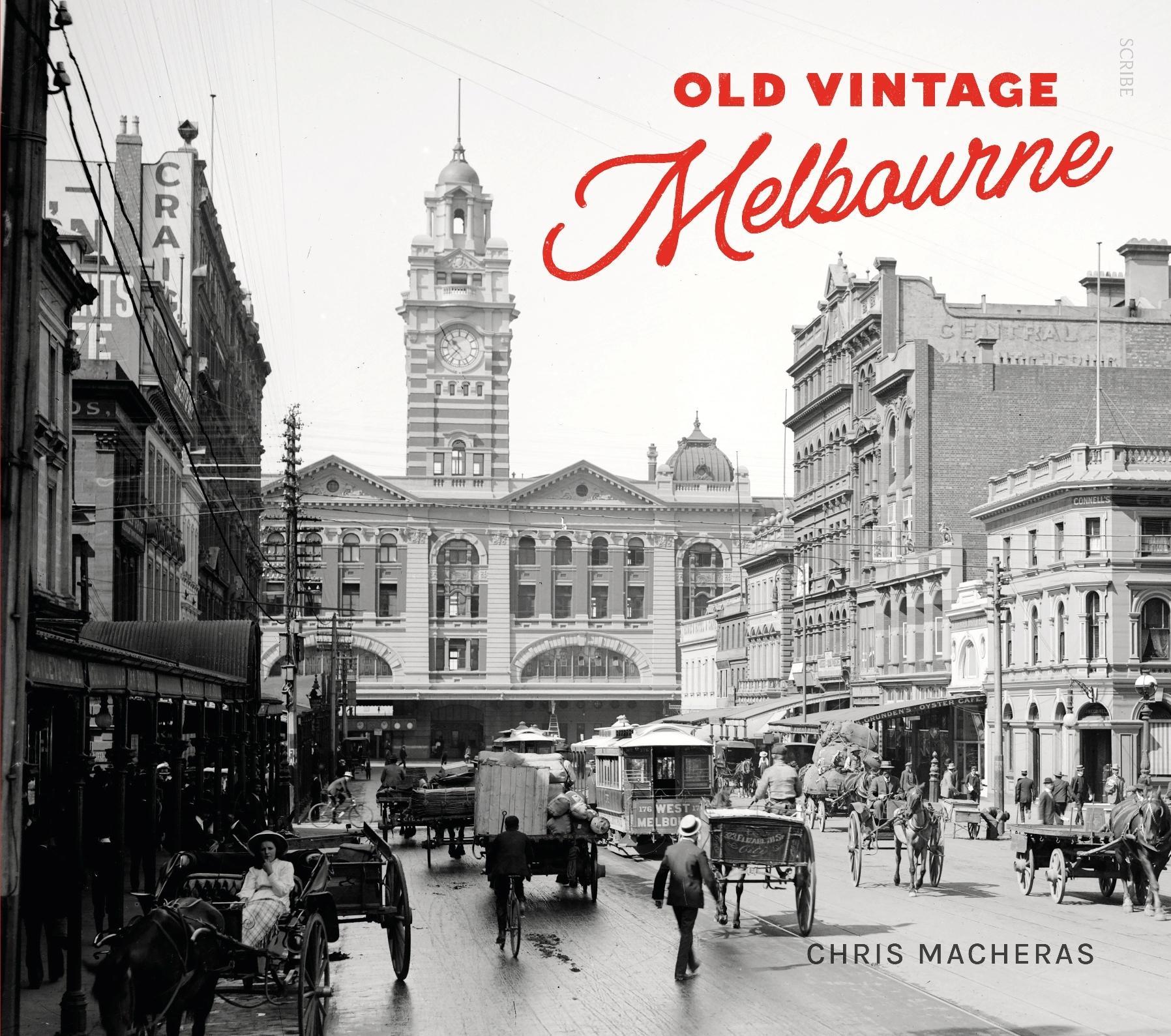 Old Vintage Melbourne