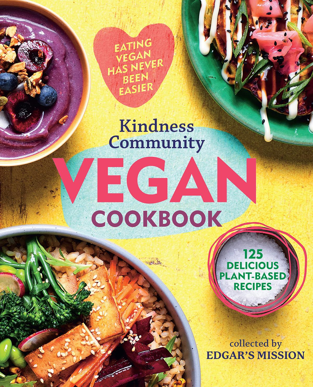 The Kindness CommunityVeganCookbook