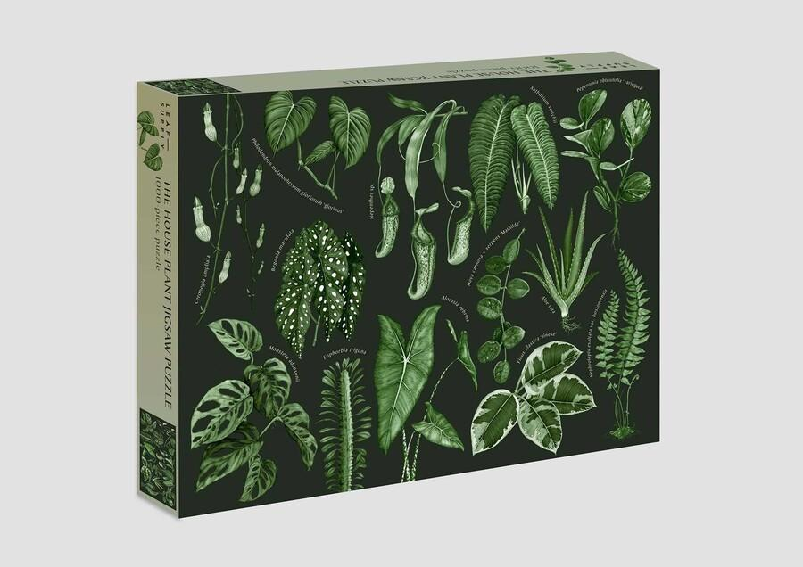 Leaf Supply The House Plant Jigsaw Puzzle
