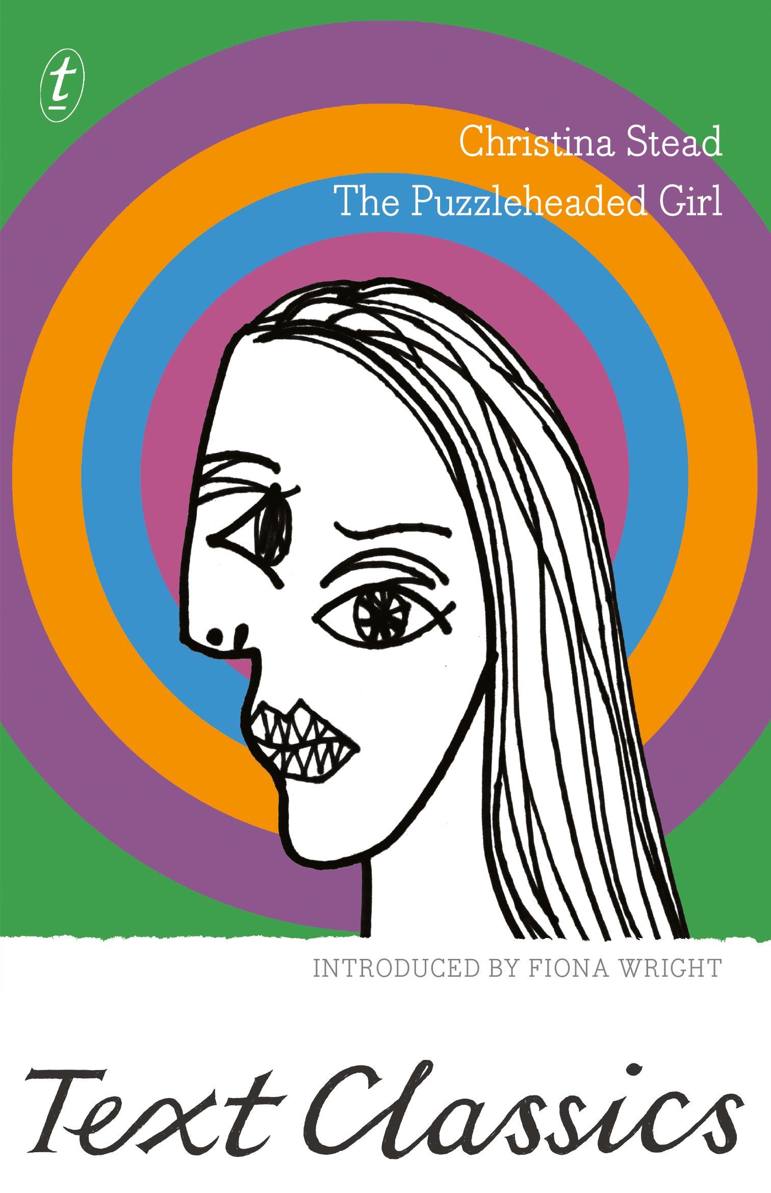 The Puzzleheaded Girl:TextClassics