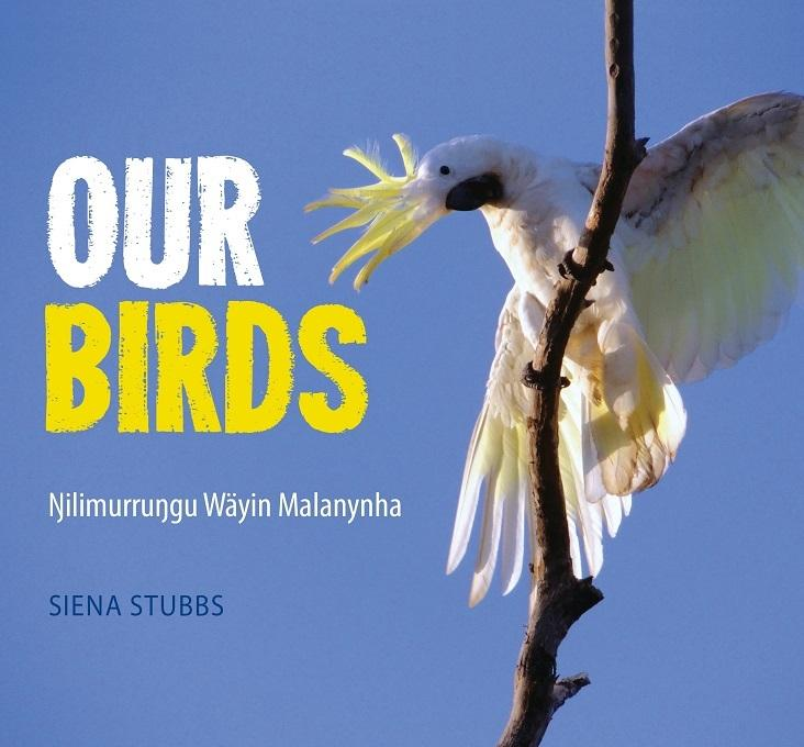 Our Birds: Nilimurrungu Wayin Malanynha