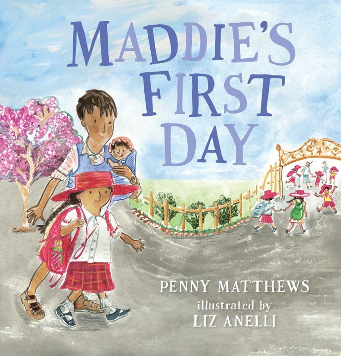 Maddie's First Day