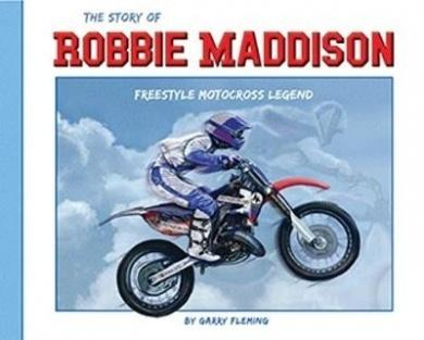The Story Of Robbie Maddison Freestyle Motocross Legend