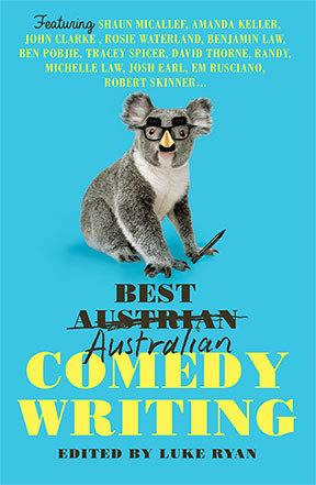 Best Australian Comedy Writing 2