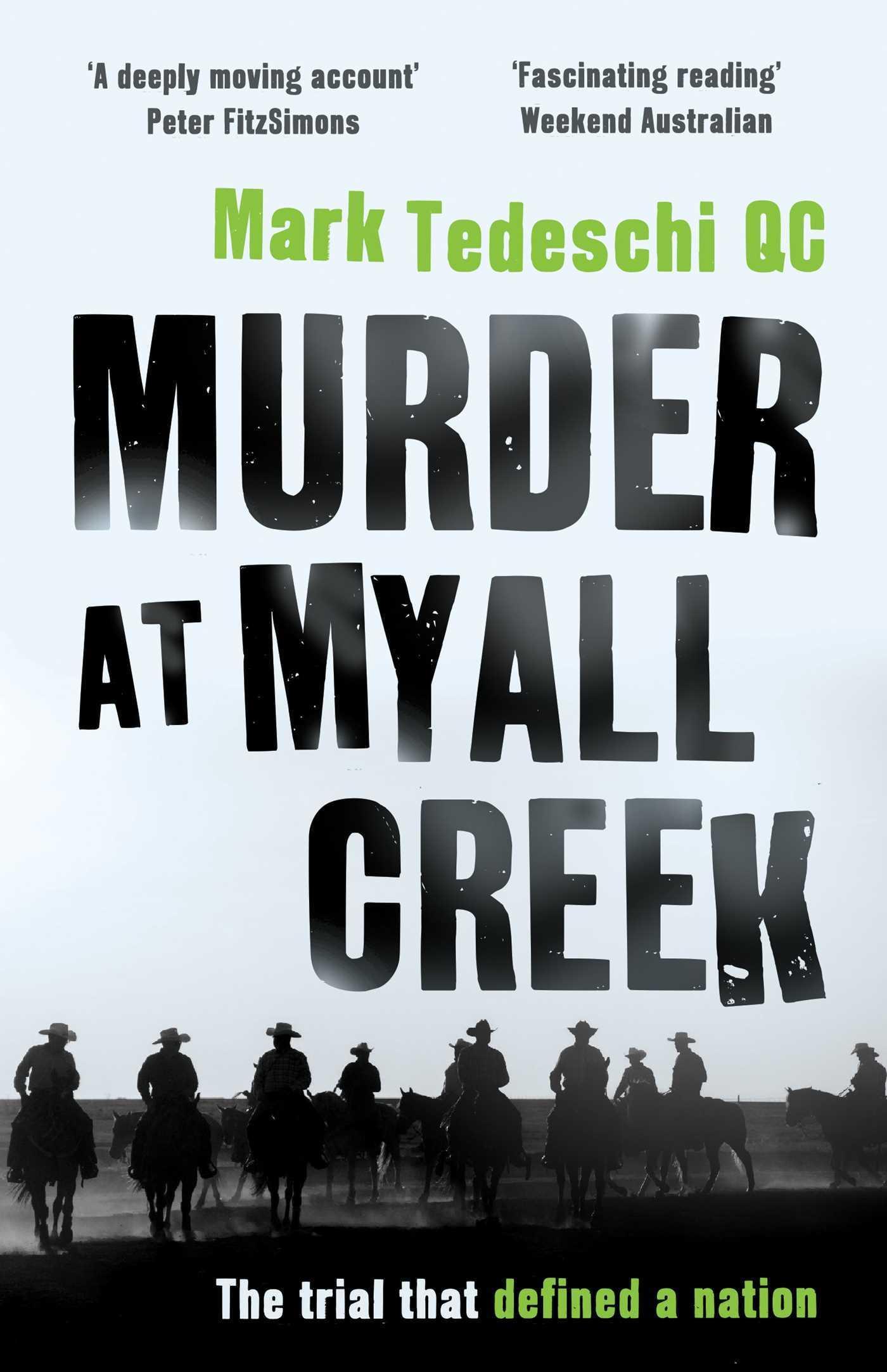 Murder atMyallCreek