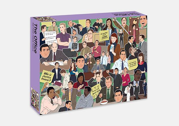 The Office Jigsaw Puzzle (500 Piece)