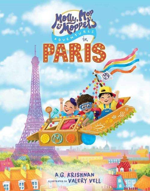 Molly, Mop and Moppet's Adventures in Paris