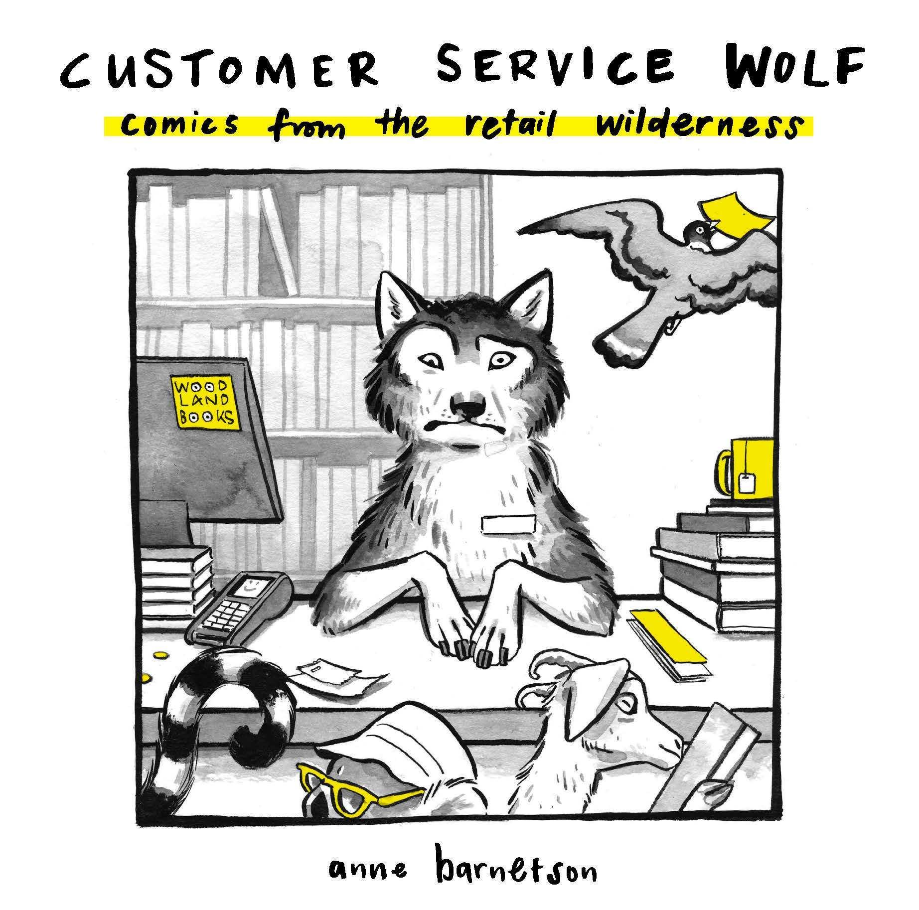 CustomerServiceWolf