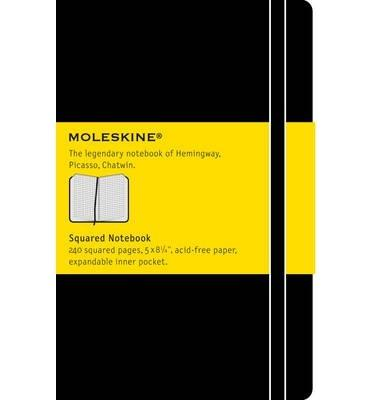 Moleskine: Squared Notebook - Large